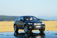 BMW X6 E71 Black Kyosho 1:18