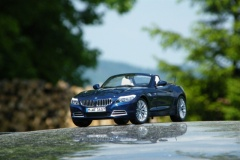 BMW Z4 E89 Blue Kyosho 1:18