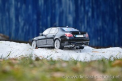 BMW M5 E60 Black Kyosho 1:18