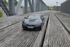 BMW i8 Sophisto Grey Paragon models 1:18