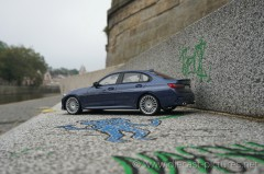 BMW Alpina B3 G20 Blue metallic 1:18